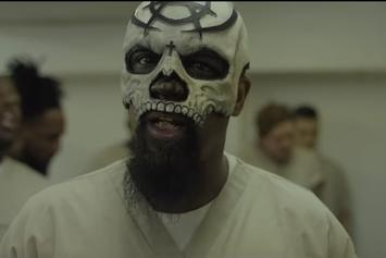 """Tech N9ne Takes Over Mental Ward In """"I Caught Crazy! (4EVER)"""" Visual"""