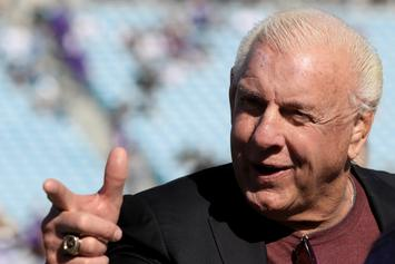 "Ric Flair Described As An ""Immortal"" By His Fellow Former Wrestlers"