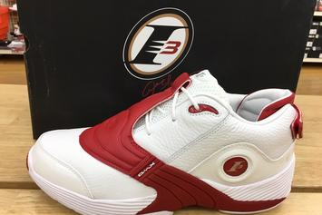 Allen Iverson's Reebok Answer 5 Returning For First Time Since 2001