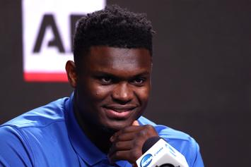Zion Williamson Received Some Special Advice From Adam Silver