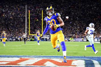 """Todd Gurley's Days Of Being A """"Bell Cow"""" Are Probably Over: Report"""