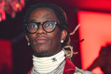 Young Thug Throws His Baby Mama Under The Bus For Video Of Daughter Driving