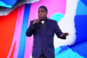 """Tracy Morgan's Collision Survivor Speaks On Accident: """"He Was The One Who Hit Me!"""""""