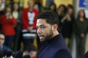 """Jussie Smollett's 911 Call Emerges: """"They Put A Noose Around His Neck"""""""
