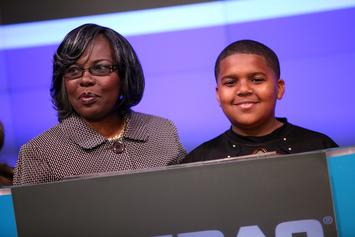 """Notorious B.I.G.'s Mother & Son Confirm Arrival Of """"Christopher Wallace Way"""""""
