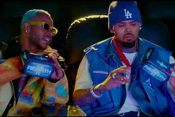 "Eric Bellinger & Chris Brown Get Transported To The Ultimate Party In ""Type A Way"" Video"
