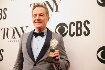 """Bryan Cranston Sends Message To Donald Trump: """"Media Is Not The Enemy'"""""""
