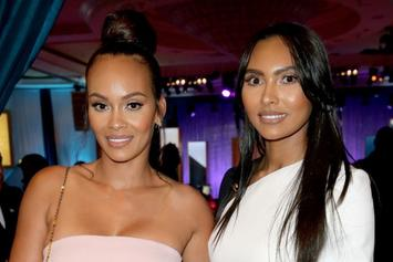 Evelyn Lozada Questioned About Leaving Chad Ochocino Following Violent Incident