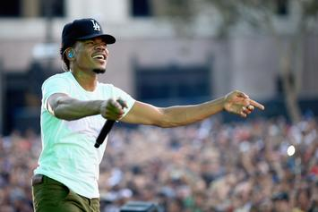 """Chance The Rapper Will Executive Produce & Contribute To """"Steven Universe"""" Musical"""