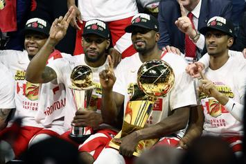 Toronto Raptors Are The 2019 NBA Champions, Drake Announces Two New Songs