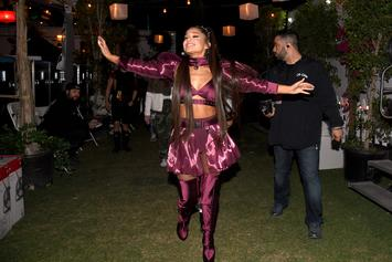 """Ariana Grande Expresses Interest To Guest Host On """"Catfish"""""""