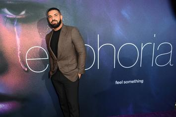 """Drake Dropped Hella Gifts & Cash On HBO """"Euphoria"""" Cast, Algee Smith Says"""