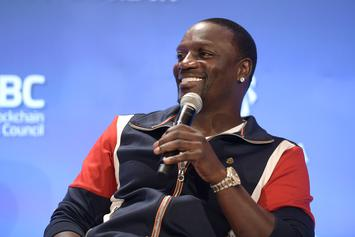 """Akon & Partner Tricia Ana To Join """"Love & Hip Hop Hollywood"""": Report"""