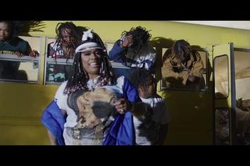"""Kamaiyah Is Here With The Offical 'Windows"""" Visual With Tyga & Quavo"""