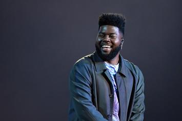 """Khalid Tears Up During First Performance Of World Tour: """"This Is A Dream"""""""