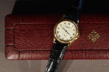 A Rare 1974 Patek Philipe Watch Has Been Sold For Over $420K
