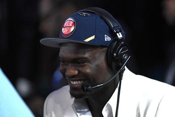 """Enes Kanter Says Zion Williamson Is Overhyped: """"Julius Randle With Hops"""""""