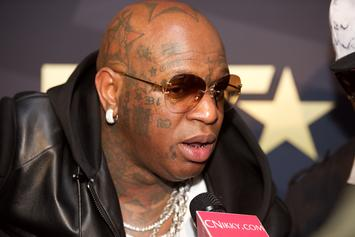 "Birdman Talks ""Messy"" Interviews & Explains Why His Nickname Is ""Baby"""
