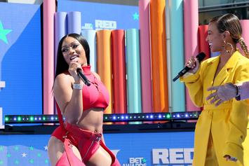 """Megan Thee Stallion Hints At """"Lil R&B Tape"""" After Outing Herself A Devout Singer"""