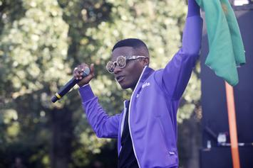 AfroBeats Star Wizkid Launches Limited Edition Clothing Line
