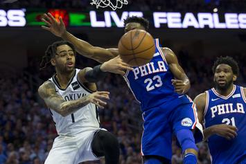 Brooklyn Nets Extend Qualifying Offer To D'Angelo Russell: Report