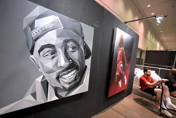 Tupac Shakur Curved By Guy Torry Amidst East & West Coast Tension