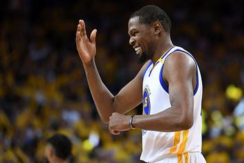 Knicks Refused To Offer Kevin Durant Max Contract: Report