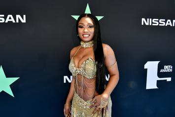 """Megan Thee Stallion Responds To Haters Trolling Her Height: """"Still Get Any Man I Want"""""""