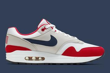 """Nike Explains Decision To Pull """"Fourth Of July"""" Air Max 1"""