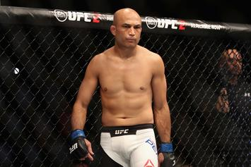 BJ Penn Tried To Fight Strip Club DJ According To 911 Call: Listen
