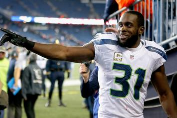 Kam Chancellor Reveals He's Starting His Own Shoe Collection