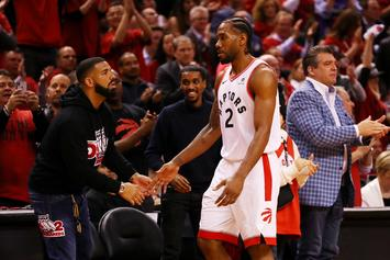 Kawhi Leonard's Decision To Join Clippers Blamed On The Drake Curse