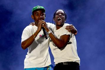 Tyler, The Creator Supports A$AP Rocky With Sweden Boycott