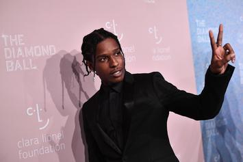 A$AP Rocky Living In Deplorable Jail Conditions: Report