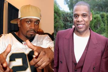 Jay-Z Signed Former Mentor Jaz-O To Roc Nation