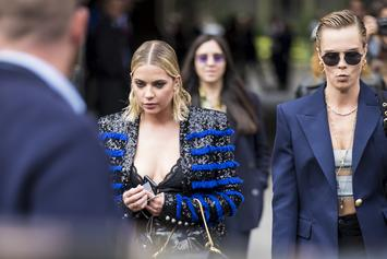 Cara Delevigne & Ashley Benson Rumoured To Be Engaged