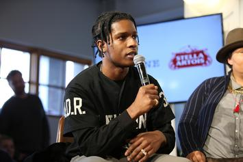 A$AP Rocky Forced To Cancel European Tour Dates In Wake Of Sweden Arrest