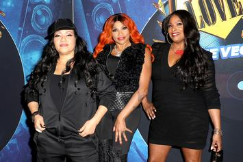 "Salt-N-Pepa's DJ, Spinderella Sues The Duo For ""Screwing Her Out Of Millions"""