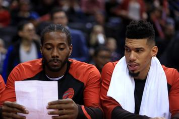 Kawhi Leonard Never Wanted To Play With LeBron & The Lakers, Says Danny Green