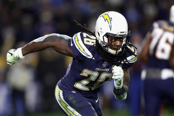 "Chargers' Melvin Gordon Addresses Contract Holdout: ""You Know, I Want To Get Paid"""