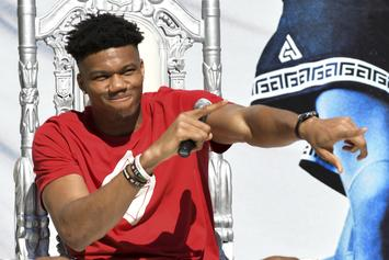 Giannis Antetokounmpo Claims He's Only Reached 60% Of His Full Potential
