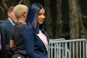Cardi B Responds To Lawyer's Comments Over Her Courtroom Attire
