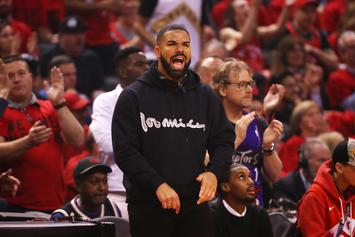 Drake's Luxurious Mansion Features An OVO Basketball Court