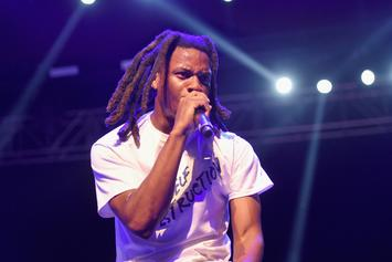 Denzel Curry Shaves His Signature Dreads