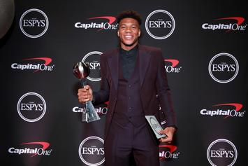 Giannis Antetokounmpo Reveals He Owns Around 4,000 Pairs Of Shoes