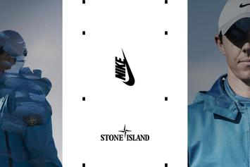 Nike x Stone Island Announce Apparel Collab For The British Open