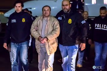"El Chapo Complained About ""Torturous"" Prison Conditions Prior To Sentencing"