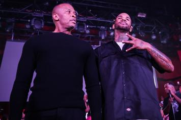 The Game & Dr. Dre Are Straight Outta Compton In Nostalgic Pic