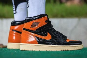 "Air Jordan 1 ""Shattered Backboard 3.0"" Sparks Debate: On-Foot Images"