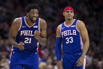 """Joel Embiid Hailed """"Best Center In The NBA"""" By Tobias Harris"""